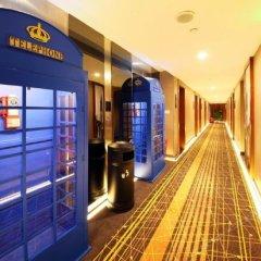 Отель 重庆大学城特丽斯酒店 интерьер отеля