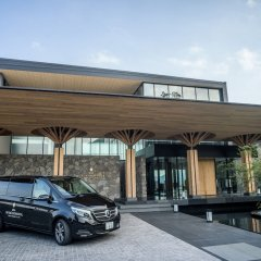 Отель Intercontinental - Ana Beppu Resort & Spa Беппу парковка
