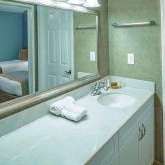 Отель Bryan's Spanish Cove by Diamond Resorts ванная фото 2