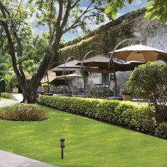 Отель Fiesta Americana Hacienda San Antonio El Puente Cuernavaca Ксочитепек спортивное сооружение