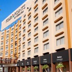 Отель Four Points by Sheraton Los Angeles International Airport (США) США, Лос-Анджелес - 2 отзыва об отеле, цены и фото номеров - забронировать отель Four Points by Sheraton Los Angeles International Airport (США) онлайн фото 3