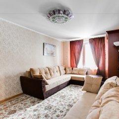 Апартаменты Apartments Moscow North комната для гостей фото 5