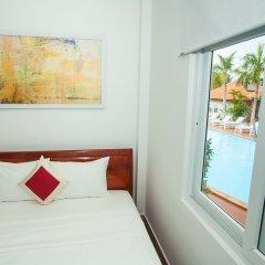 Отель Homestead Phu Quoc Resort комната для гостей фото 2