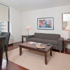 Отель Oakwood Residence Sixth Avenue США, Нью-Йорк - отзывы, цены и фото номеров - забронировать отель Oakwood Residence Sixth Avenue онлайн комната для гостей фото 3
