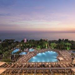 Delphin Deluxe Турция, Окурджалар - отзывы, цены и фото номеров - забронировать отель Delphin Deluxe онлайн балкон