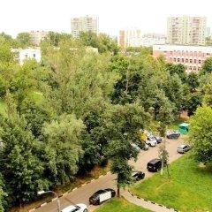 Гостиница FortEstate Na Dmitriya Ulyanova балкон