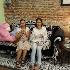 Отель Baan Talat Phlu Бангкок с домашними животными