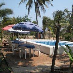 Отель Bungalos Sol Dorado Мексика, Коакоюл - отзывы, цены и фото номеров - забронировать отель Bungalos Sol Dorado онлайн бассейн