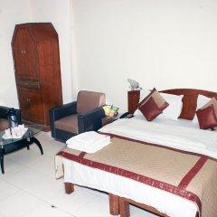 Отель South Indian Hotel Индия, Нью-Дели - отзывы, цены и фото номеров - забронировать отель South Indian Hotel онлайн комната для гостей фото 2