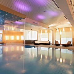 Grand Hotel Zermatterhof бассейн