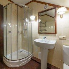 Гостиница GasthauS Украина, Буковель - отзывы, цены и фото номеров - забронировать гостиницу GasthauS онлайн ванная