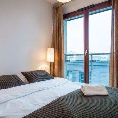 Отель Silver Apartments Польша, Варшава - отзывы, цены и фото номеров - забронировать отель Silver Apartments онлайн комната для гостей фото 5