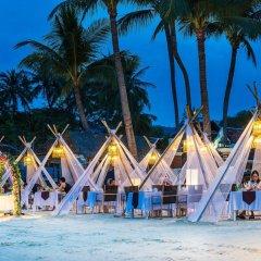 Отель Dara Samui Beach Resort - Adult Only Таиланд, Самуи - отзывы, цены и фото номеров - забронировать отель Dara Samui Beach Resort - Adult Only онлайн пляж