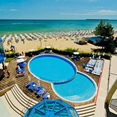 Blue Pearl Hotel Солнечный берег пляж