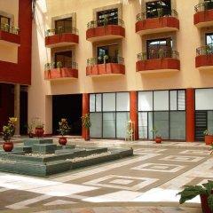 Отель Casa Grande Aeropuerto Hotel & Centro de Negocios Мексика, Гвадалахара - отзывы, цены и фото номеров - забронировать отель Casa Grande Aeropuerto Hotel & Centro de Negocios онлайн интерьер отеля