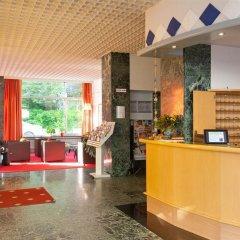 Отель Parkhotel im Lehel Германия, Мюнхен - 1 отзыв об отеле, цены и фото номеров - забронировать отель Parkhotel im Lehel онлайн интерьер отеля фото 2