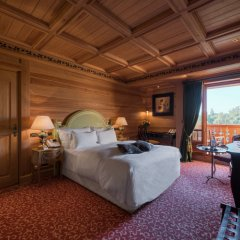 Отель Michlifen Ifrane Suites & Spa комната для гостей
