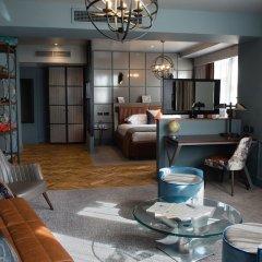 Отель Malmaison Manchester интерьер отеля