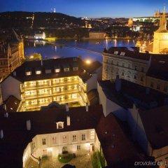 Отель Smetana Hotel Чехия, Прага - отзывы, цены и фото номеров - забронировать отель Smetana Hotel онлайн приотельная территория