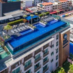 Отель Best Western Patong Beach городской автобус