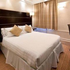 Mercure Glasgow City Hotel 3* Люкс с различными типами кроватей