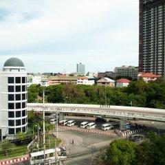 Отель Signature Pattaya Hotel Таиланд, Паттайя - отзывы, цены и фото номеров - забронировать отель Signature Pattaya Hotel онлайн парковка