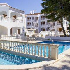 Отель Apartamentos Mar Blanca детские мероприятия
