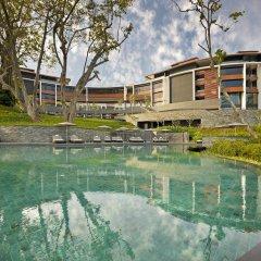 Отель Capella Singapore бассейн фото 3