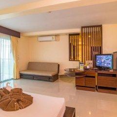 Отель Lanta Pura Beach Resort комната для гостей фото 5