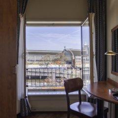 Отель A-Train Hotel Нидерланды, Амстердам - 2 отзыва об отеле, цены и фото номеров - забронировать отель A-Train Hotel онлайн балкон