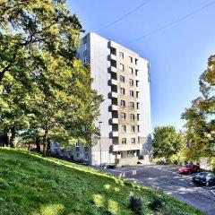 Отель Oslo Budget Apartments - Ullevaal Норвегия, Осло - отзывы, цены и фото номеров - забронировать отель Oslo Budget Apartments - Ullevaal онлайн парковка