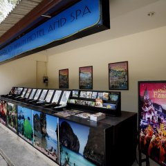 Bamboo Beach Hotel & Spa развлечения