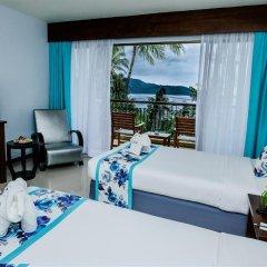 Отель Peach Hill Resort And Spa Номер Делюкс фото 3