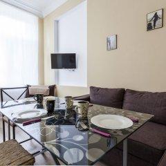 Апартаменты RentalSPb 4 Studio Antonenko комната для гостей фото 4