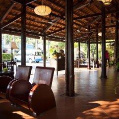 Отель Seahorse Resort & Spa Фантхьет фитнесс-зал