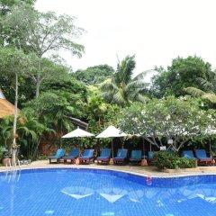 Отель Anantara Lawana Koh Samui Resort Самуи бассейн фото 2