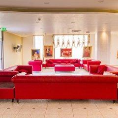 San Domenico Family Hotel Скалея интерьер отеля