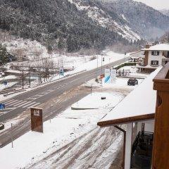 Отель Alla Fonte Кьюзафорте балкон