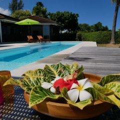 Отель Villa Riviera - Tahiti Французская Полинезия, Пунаауиа - отзывы, цены и фото номеров - забронировать отель Villa Riviera - Tahiti онлайн питание
