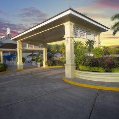 Отель Rooms on the Beach Ocho Rios парковка