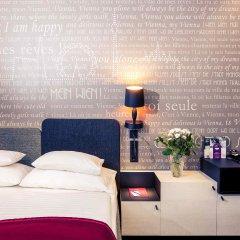 Отель Mercure Vienna First комната для гостей