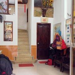 Отель North Hostel N.2 Вьетнам, Ханой - отзывы, цены и фото номеров - забронировать отель North Hostel N.2 онлайн интерьер отеля