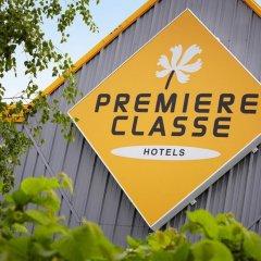 Отель Premiere Classe Lyon Est - Aéroport Saint Exupéry вид на фасад фото 4