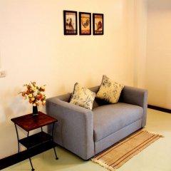 Отель The Meet Green Apartment Таиланд, Бангкок - отзывы, цены и фото номеров - забронировать отель The Meet Green Apartment онлайн комната для гостей фото 4