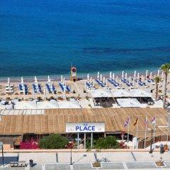 Отель Poseidon Athens Греция, Афины - 2 отзыва об отеле, цены и фото номеров - забронировать отель Poseidon Athens онлайн пляж фото 2