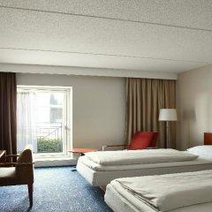 Hotel Østerport 3* Стандартный номер с различными типами кроватей фото 3