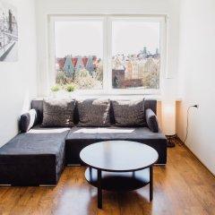 Отель Midtown Apartments Польша, Гданьск - отзывы, цены и фото номеров - забронировать отель Midtown Apartments онлайн комната для гостей фото 3