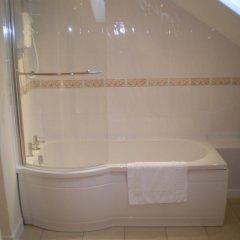 Отель The Whitehouse Apartments Великобритания, Глазго - отзывы, цены и фото номеров - забронировать отель The Whitehouse Apartments онлайн ванная