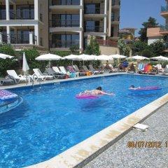 Отель Sunny Beauty Aparthotel Солнечный берег бассейн фото 2