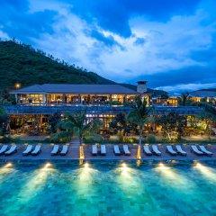 Отель Amiana Resort and Villas Нячанг с домашними животными